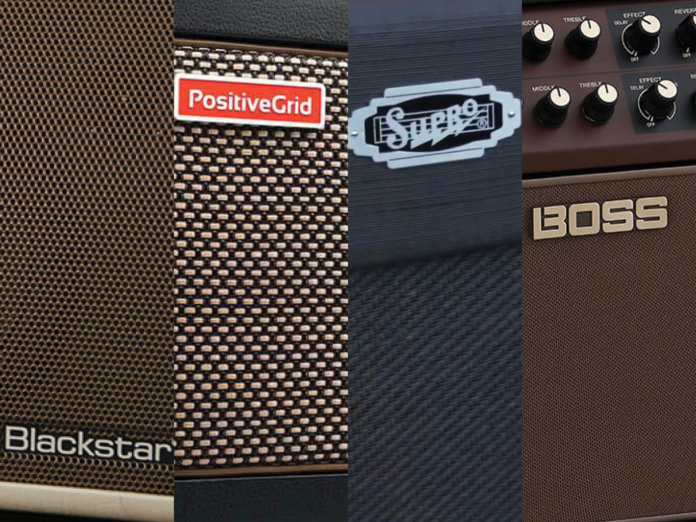 Four Best Amps