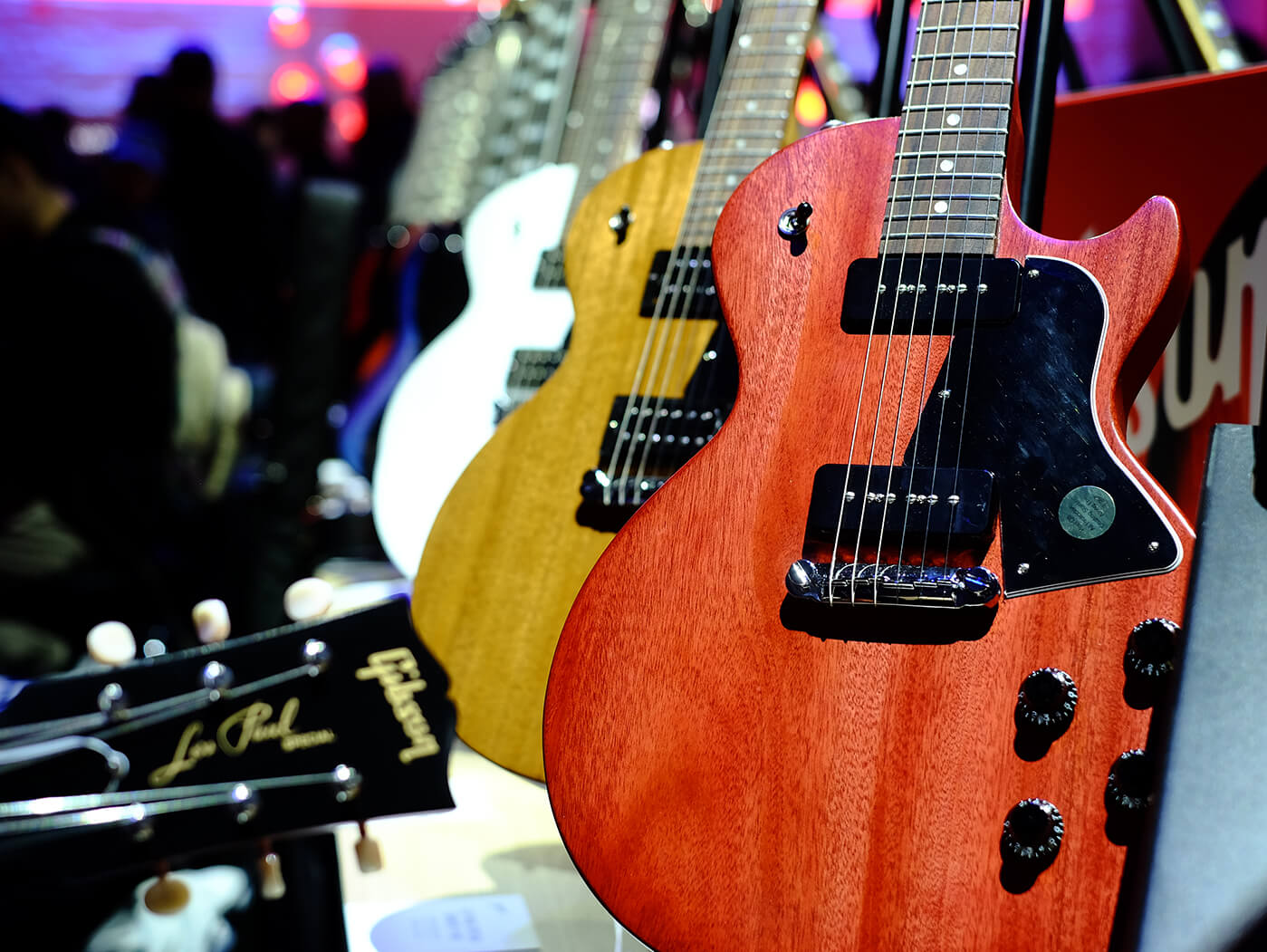 gibson les paul tribute 2020 namm