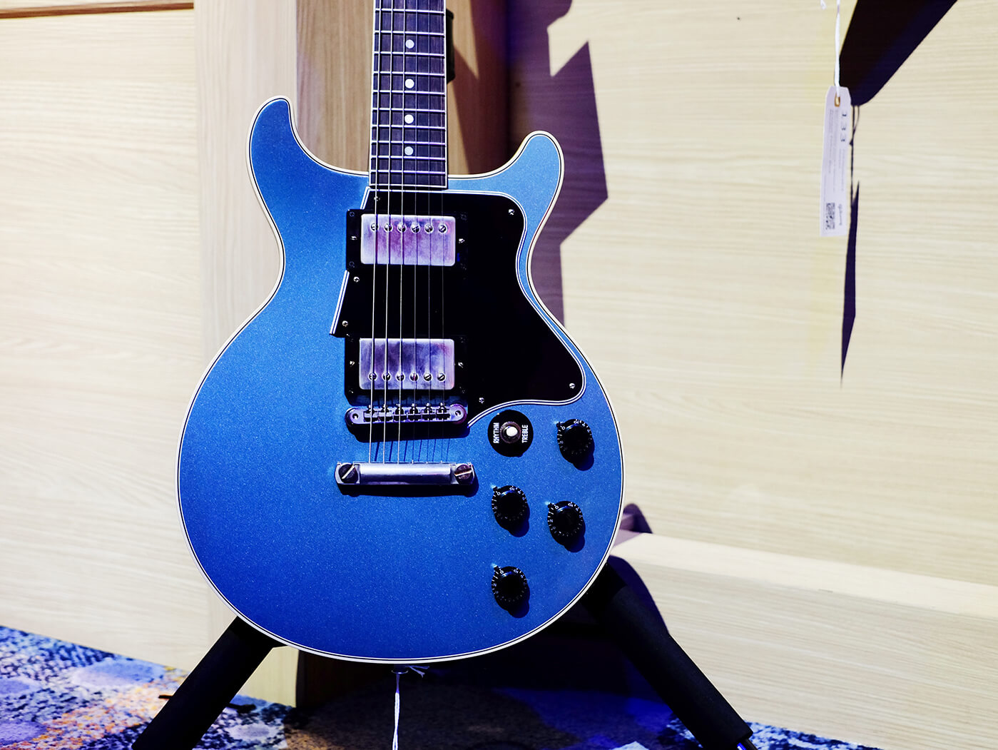 gibson les paul double cut special