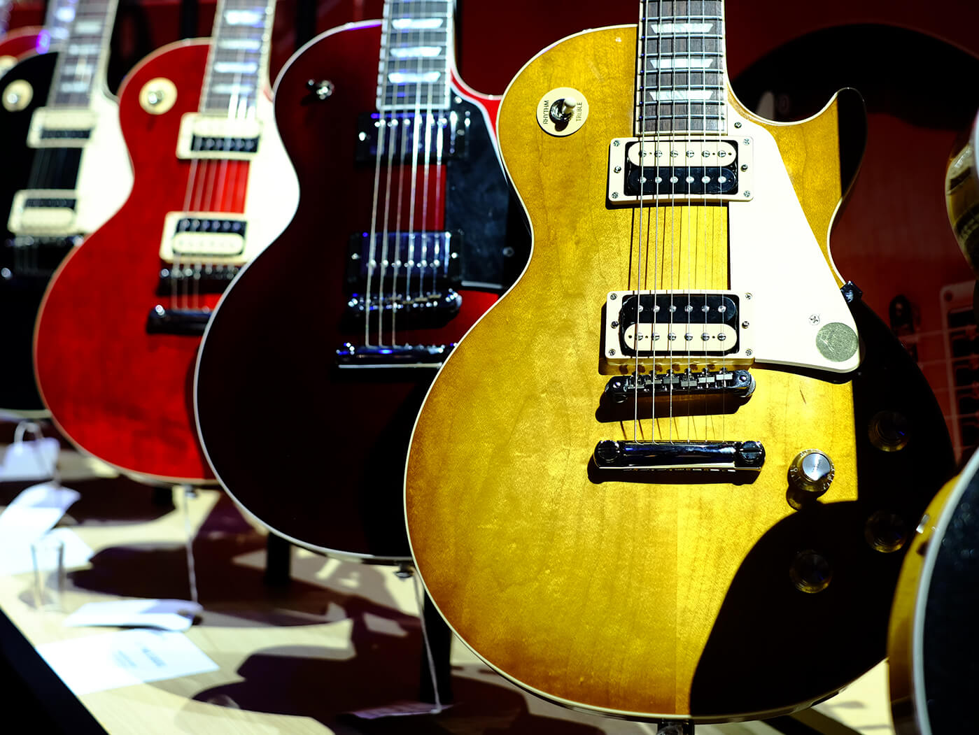 gibson 2020 modern collection les paul
