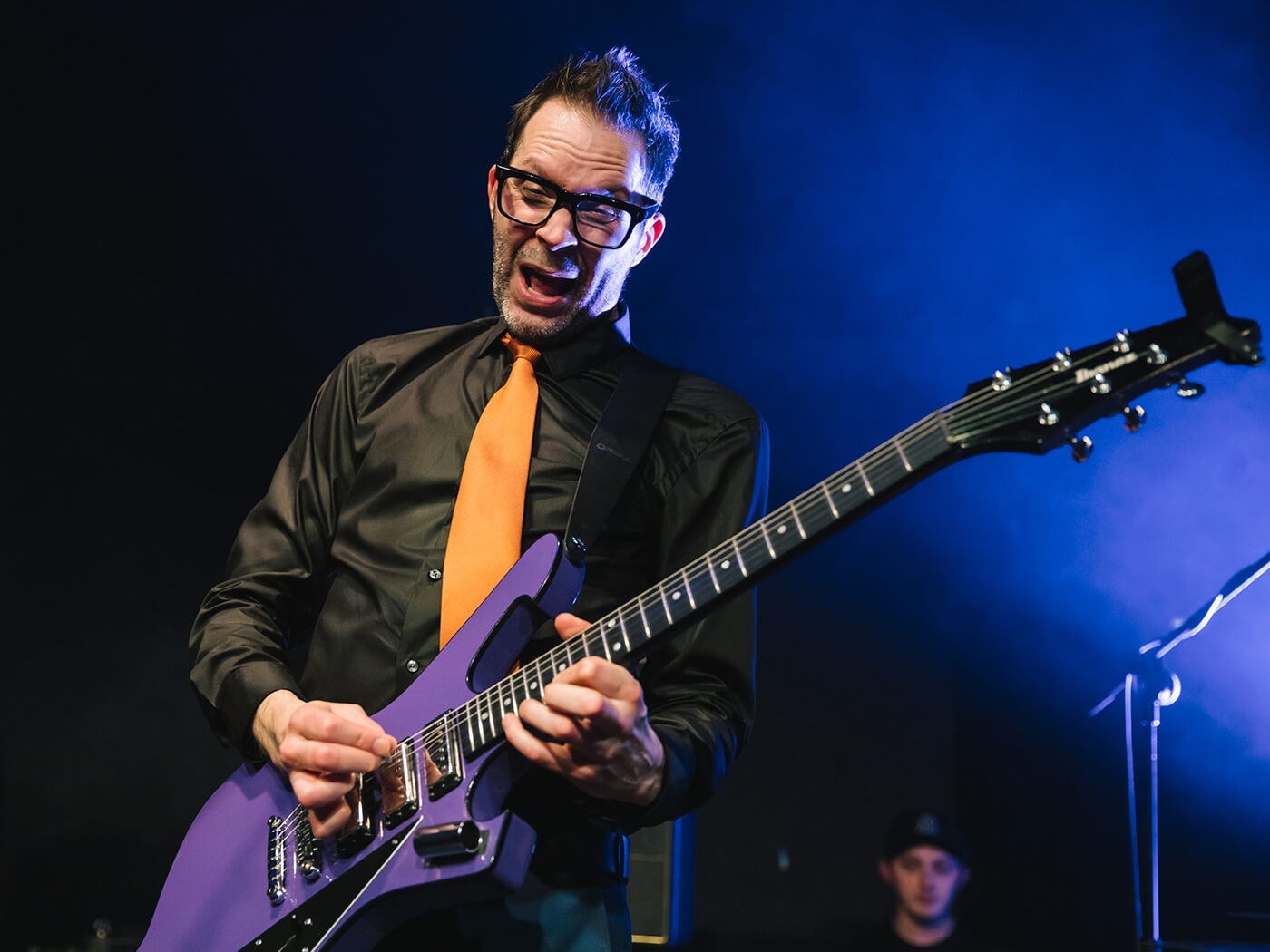 """""""My biggest skill is knowing that if I can't do it, then I shouldn't do it."""": Paul Gilbert on developing his style"""