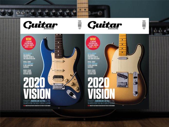 guitar magazine 377 february 2020