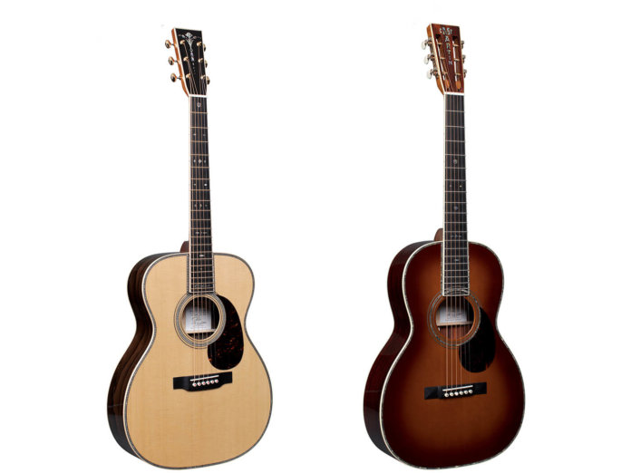 martin guitar eric clapton john mayer