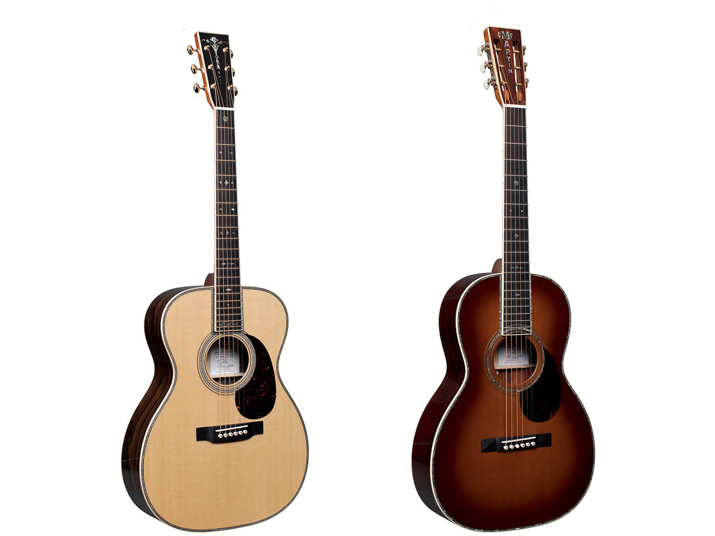 NAMM 2020: Martin collaborates with Eric Clapton, John Mayer on Crossroads guitars - Guitar.com | All Things Guitar