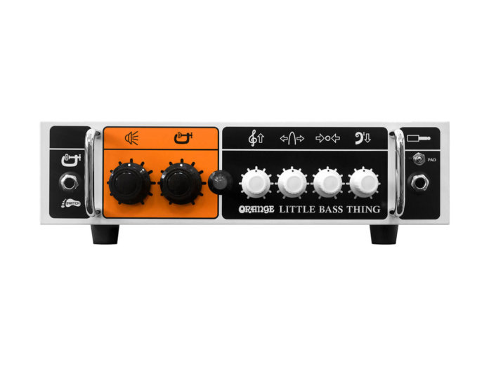 The Orange Little Bass Thing