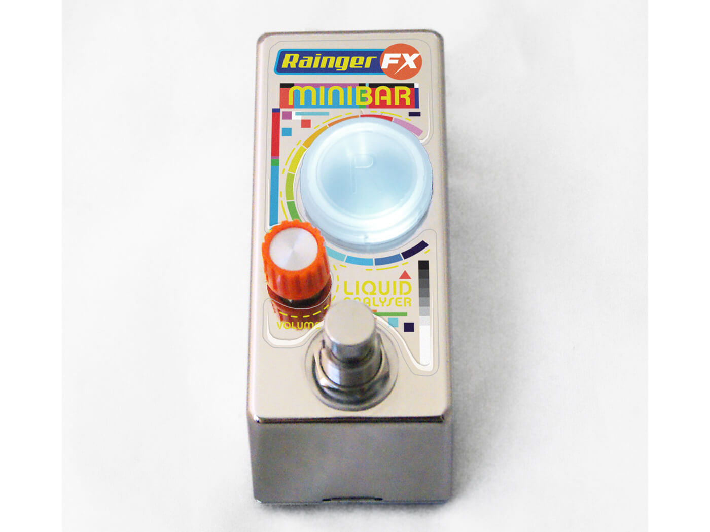 rainger fx minibar pedal