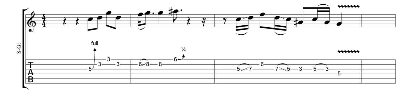 GM379 Blues Lick 1