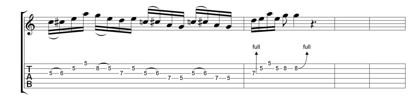 GM379 Blues Lick 3