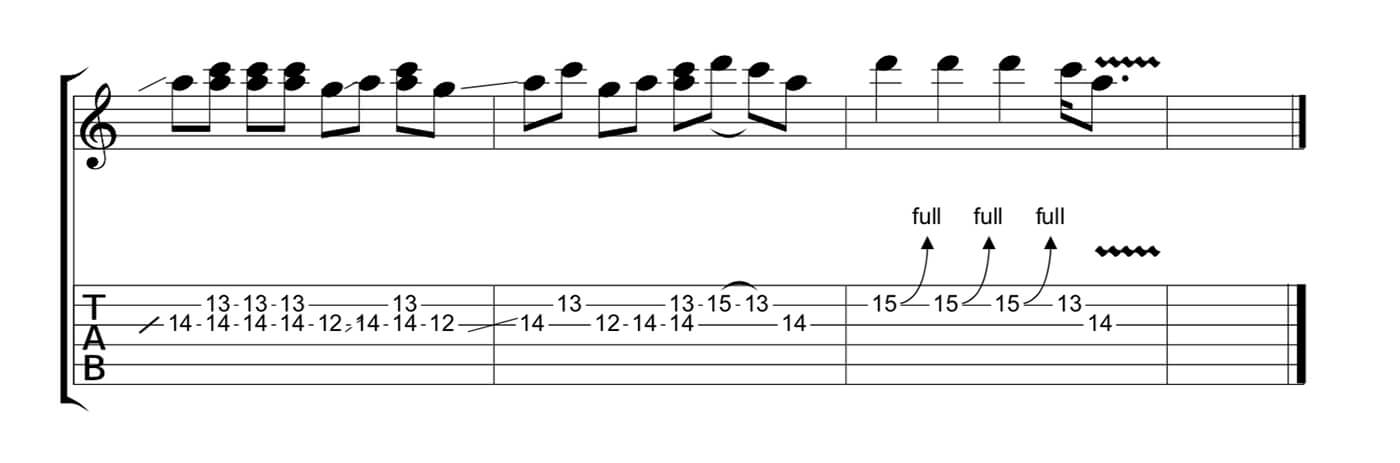 GM379 Blues Lick 5