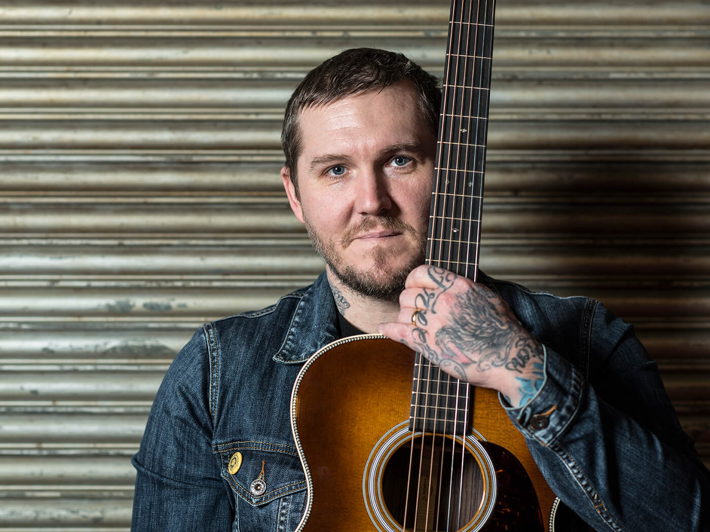 """""""I wanted to be able to do things I couldn't do"""": Brian Fallon on taking guitar lessons again"""