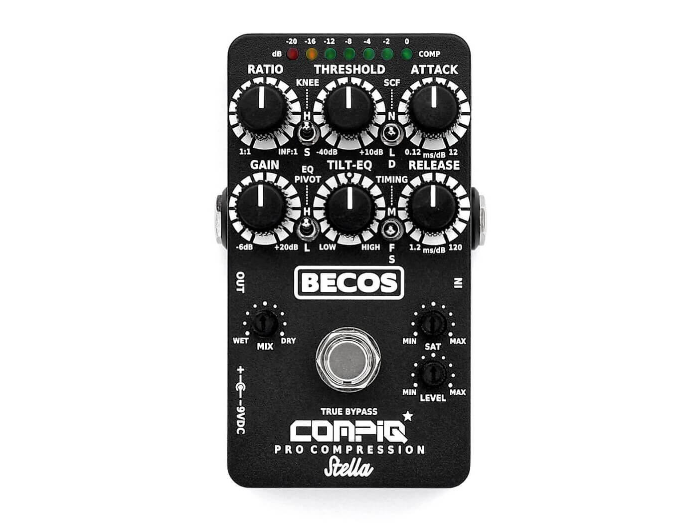 Becos Comp IQ Pro Compression Stella