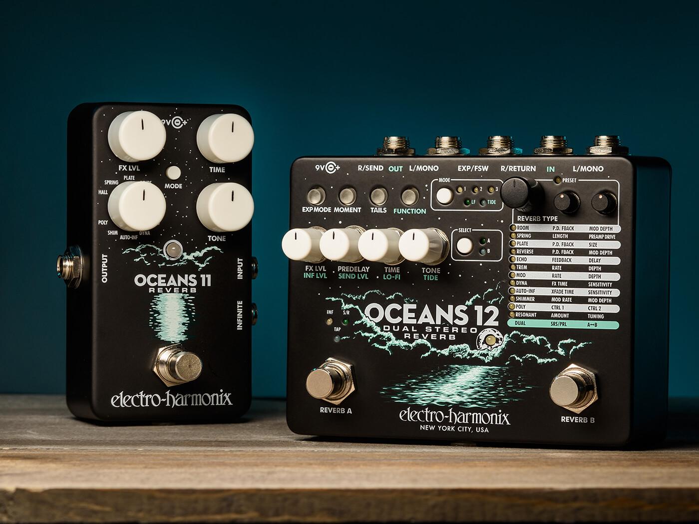 Electro-Harmonix Ocean's 12 (Duo)