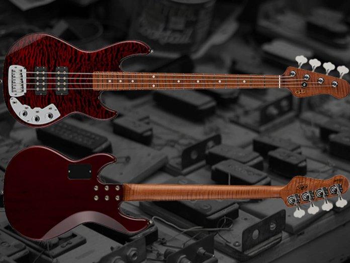 The G&L Ruby L-2000