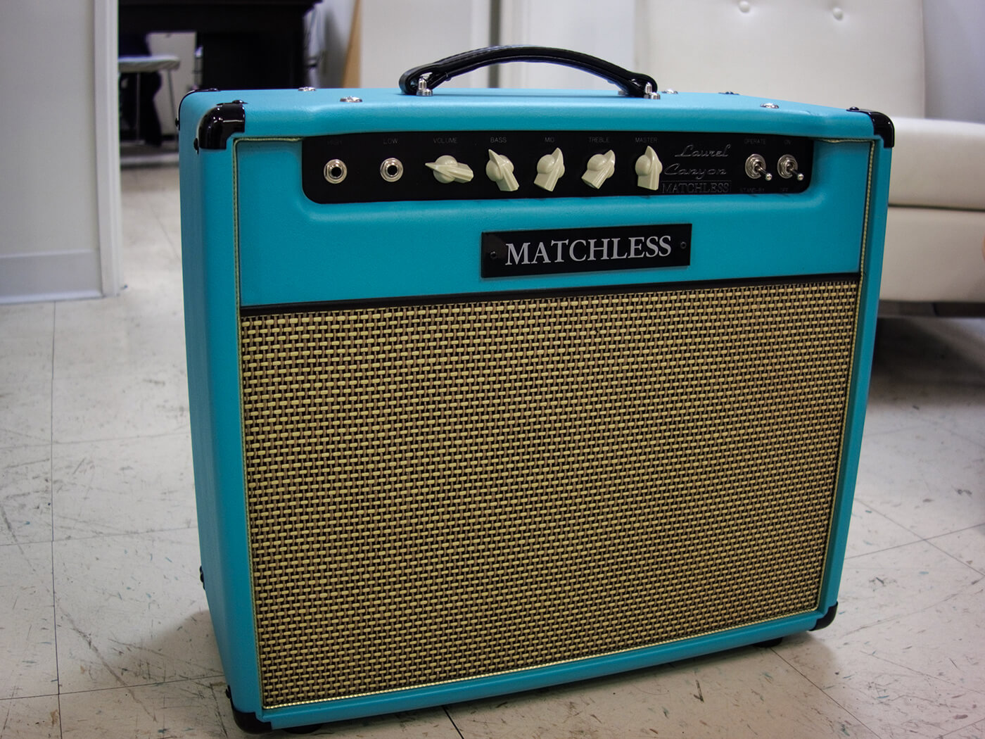 Matchless Amplifier