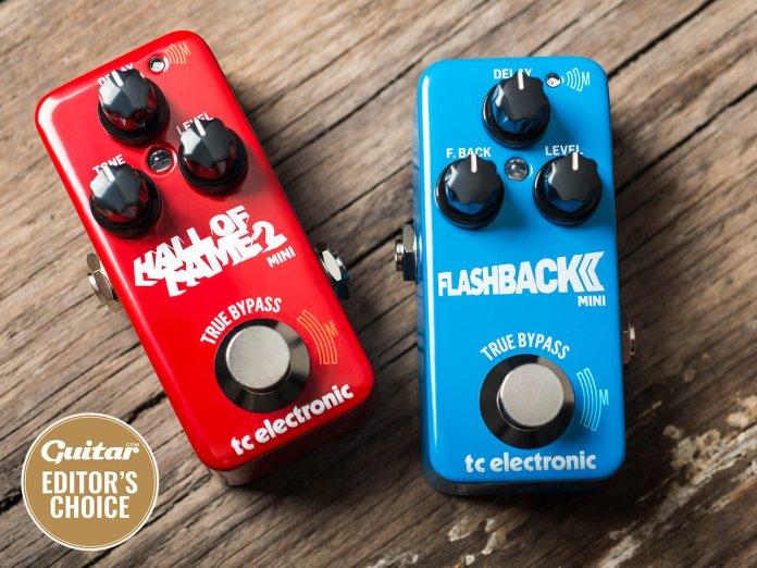 TC Electronic Hall Of Fame 2 Mini Reverb & Flashback 2 Mini