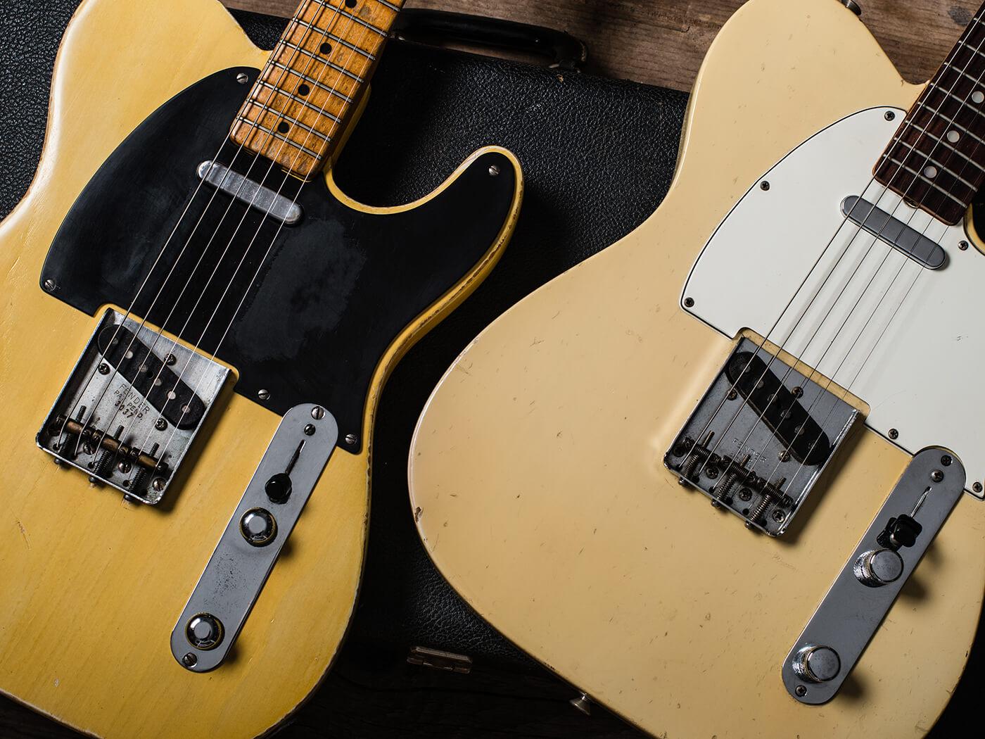 Vintage Bench Test: Fender Telecaster shootout