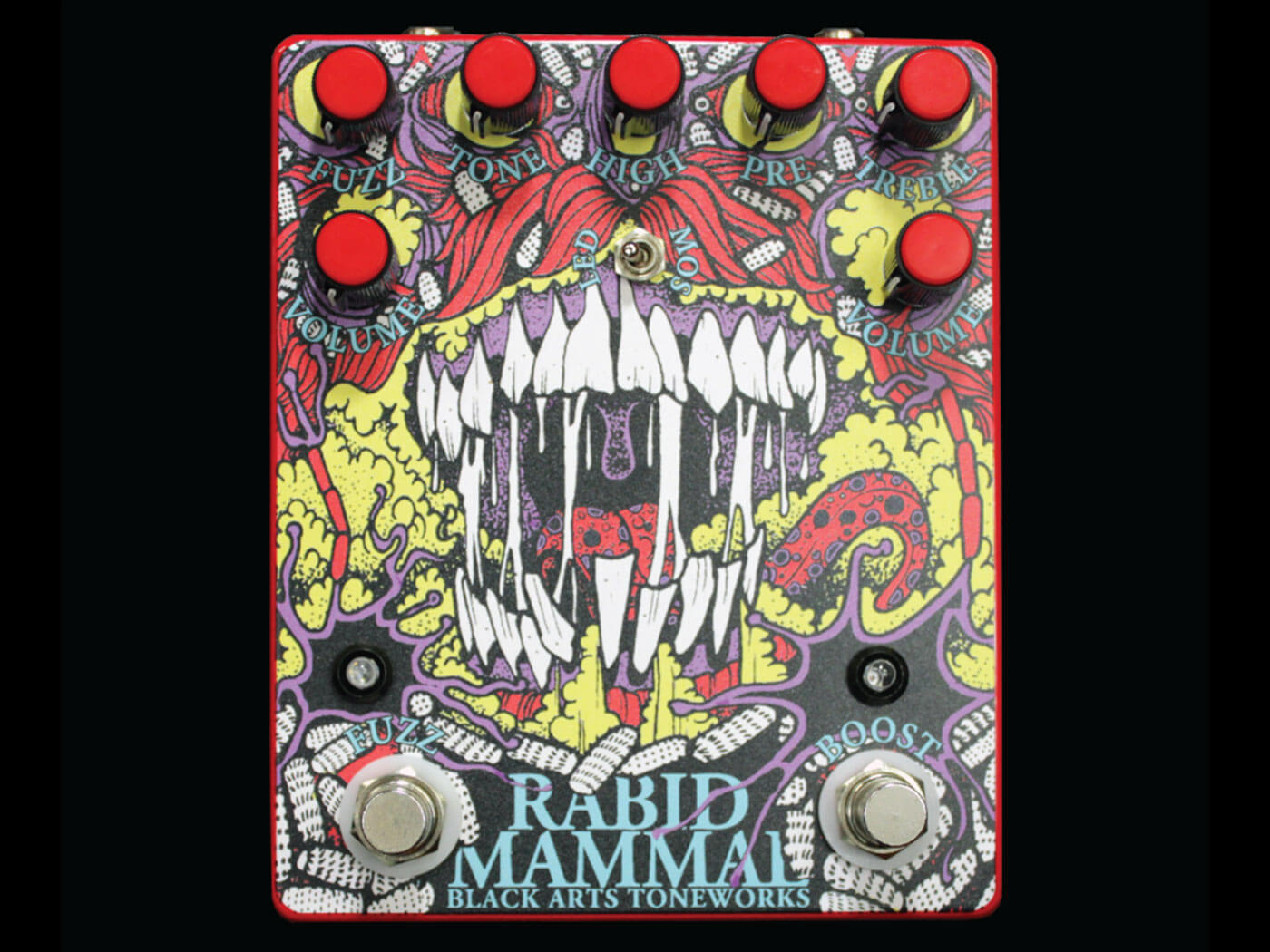 The Black Arts Toneworks x Matt Pike Rabid Mammal