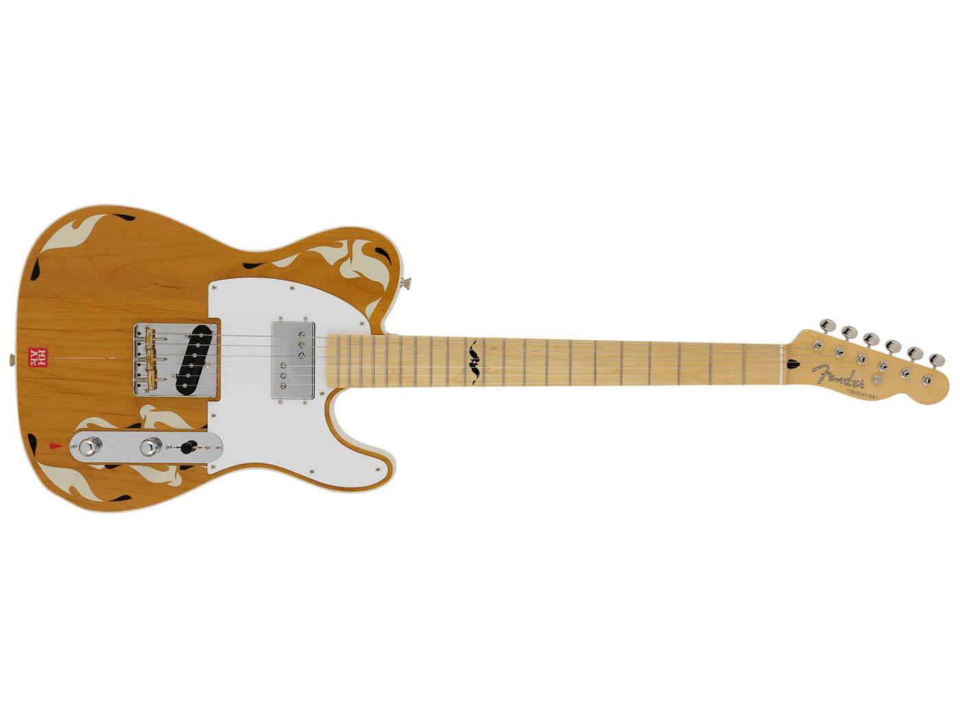 The MHAK Art Gallery Telecaster.