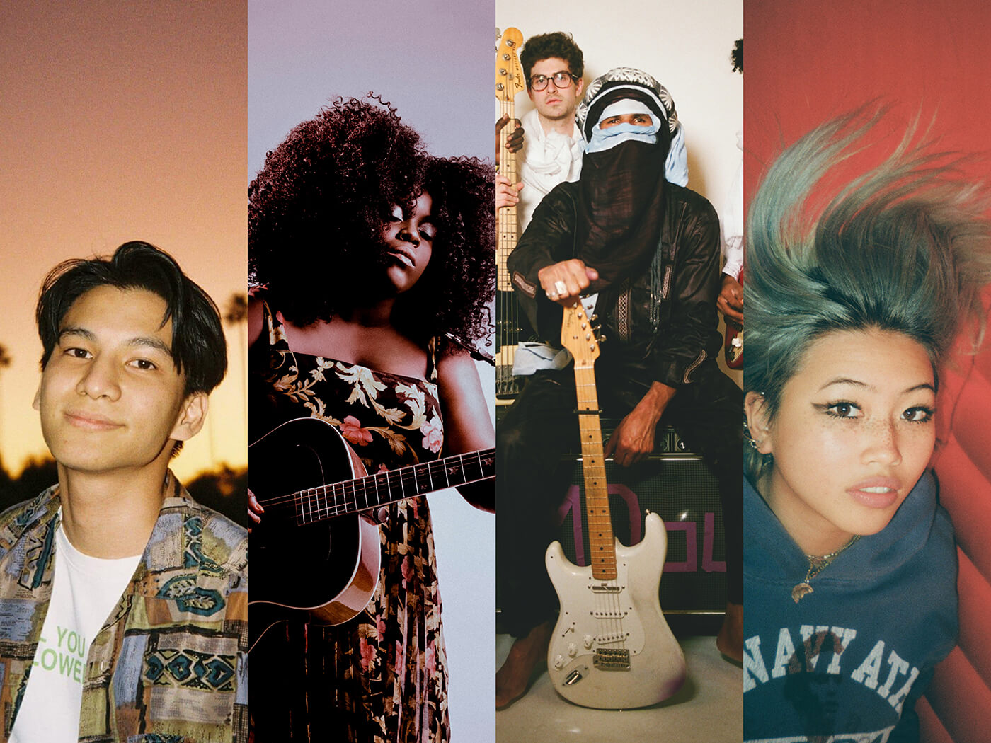 Meet the 25 rising guitarists that Fender is championing this year - Guitar.com | All Things Guitar