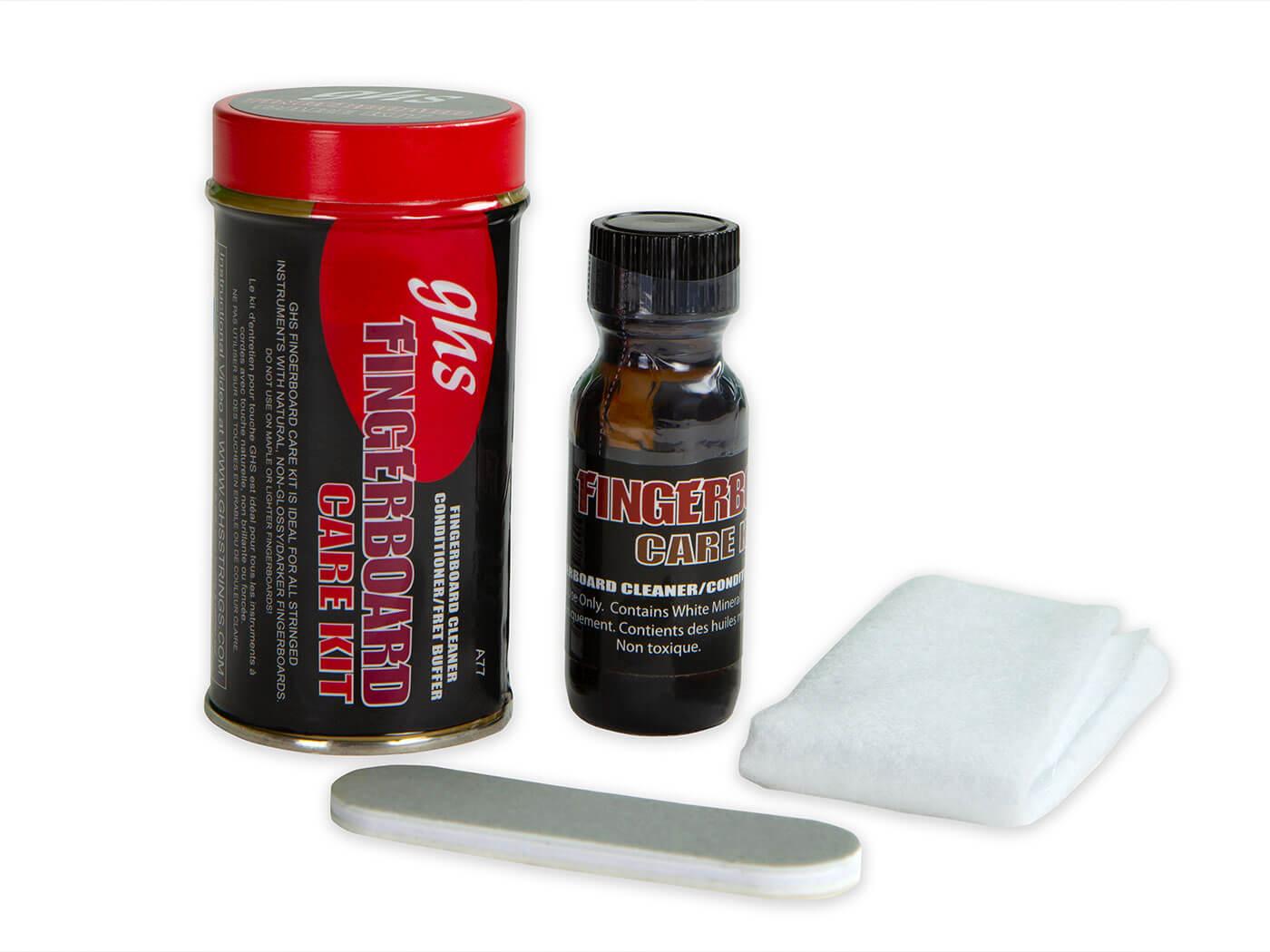GHS Fingerboard Care Kit