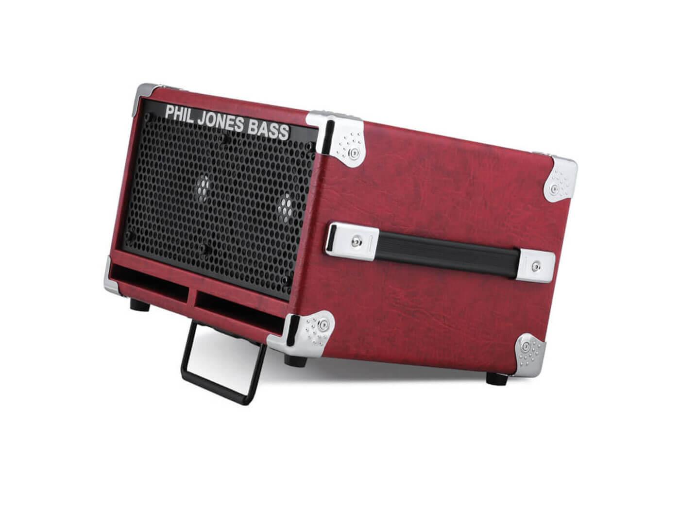 Phil Jones Bass' Bass Cub II
