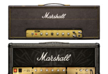 The Softube Marshall Super Lead 1959 and Kerry King Signature