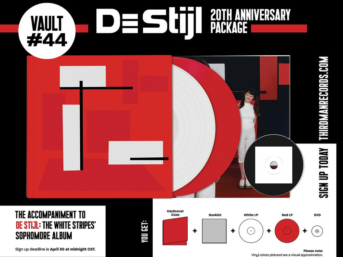 The De Stijl Companion LP