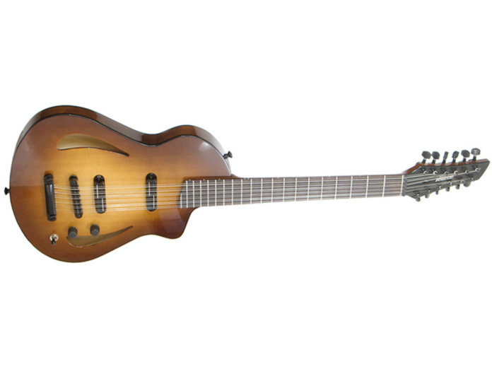 The Veillette Aero Electric 12 string
