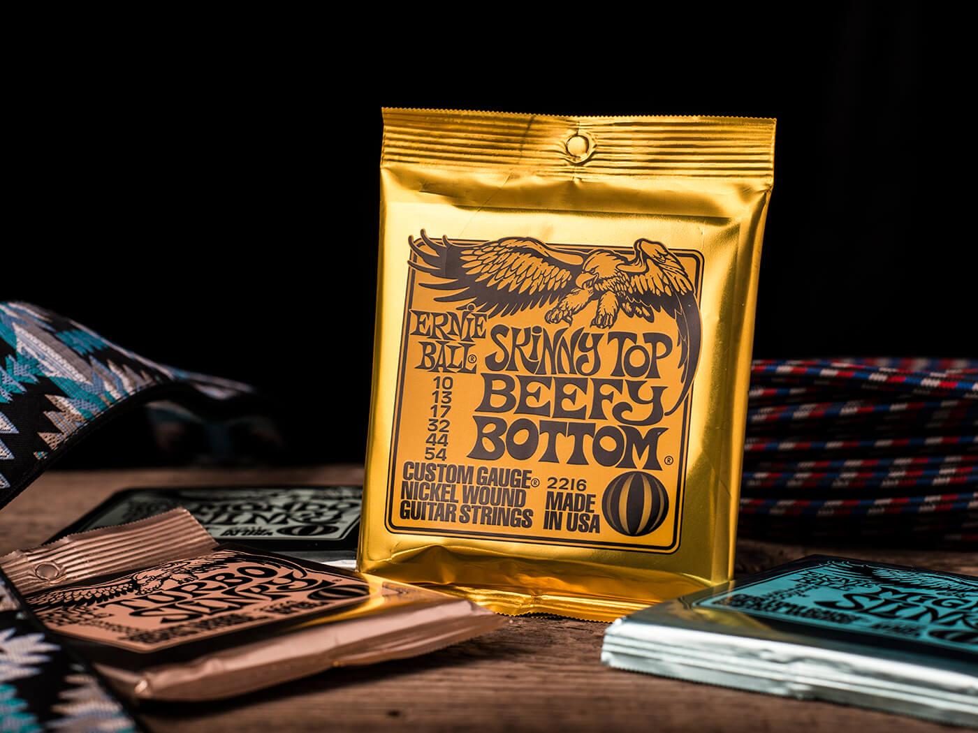 Ernie Ball Slinky Top Beefy Bottom