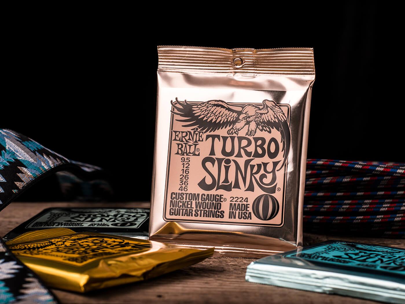 Ernie Ball Turbo Slinky