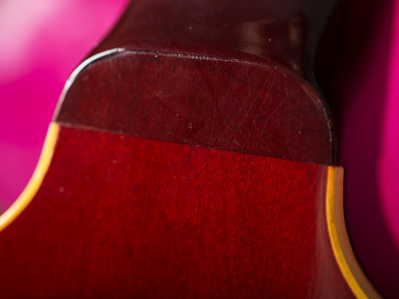 GM380 Money Shot Gibson ES 330 (Back)