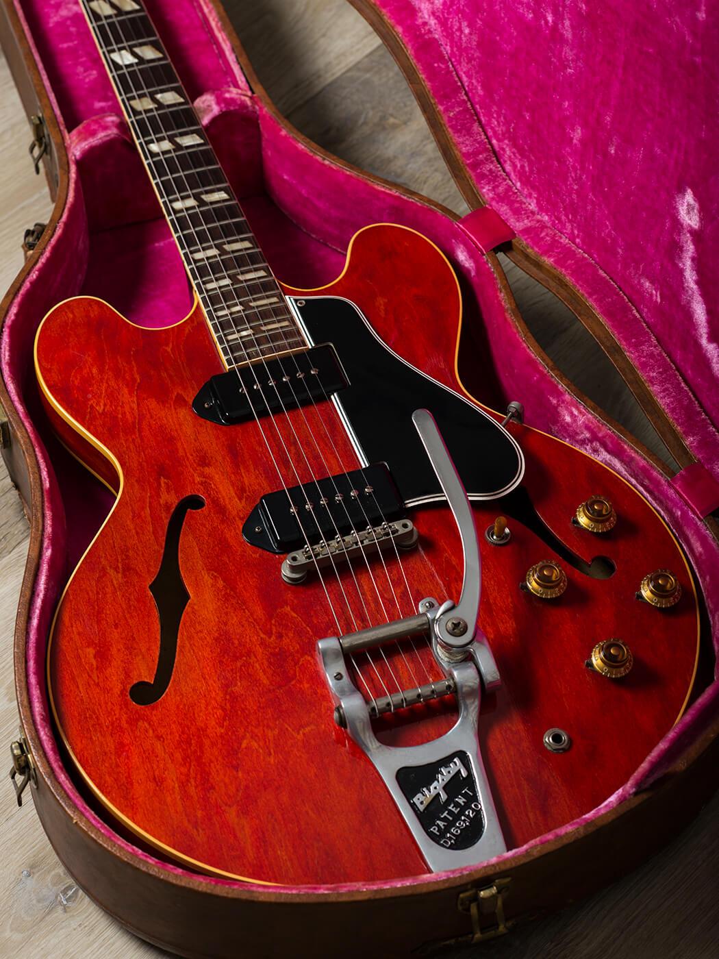 GM380 Money Shot Gibson ES 330 (Body w Case)