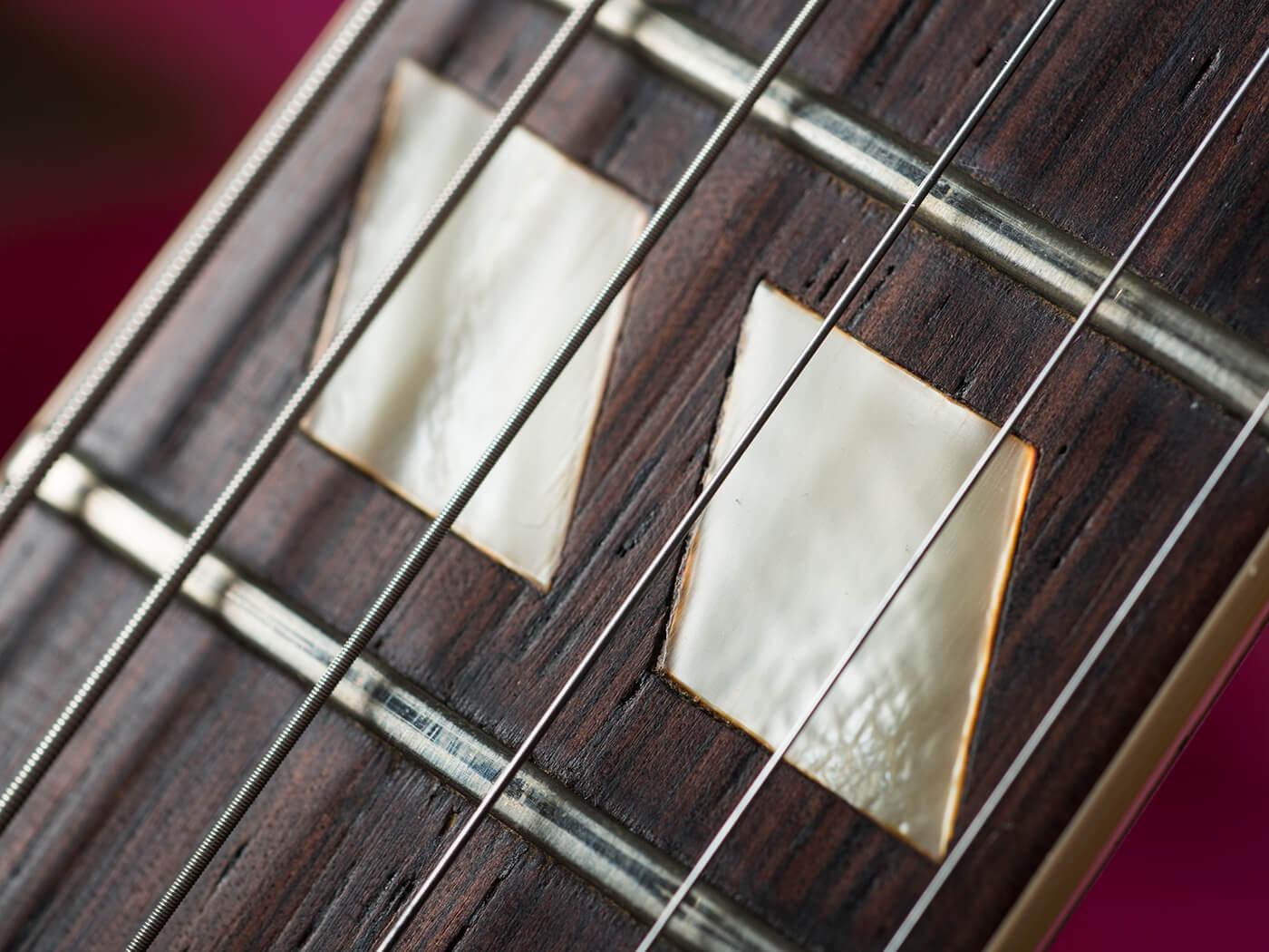 GM380 Money Shot Gibson ES 330 (Fretboard)