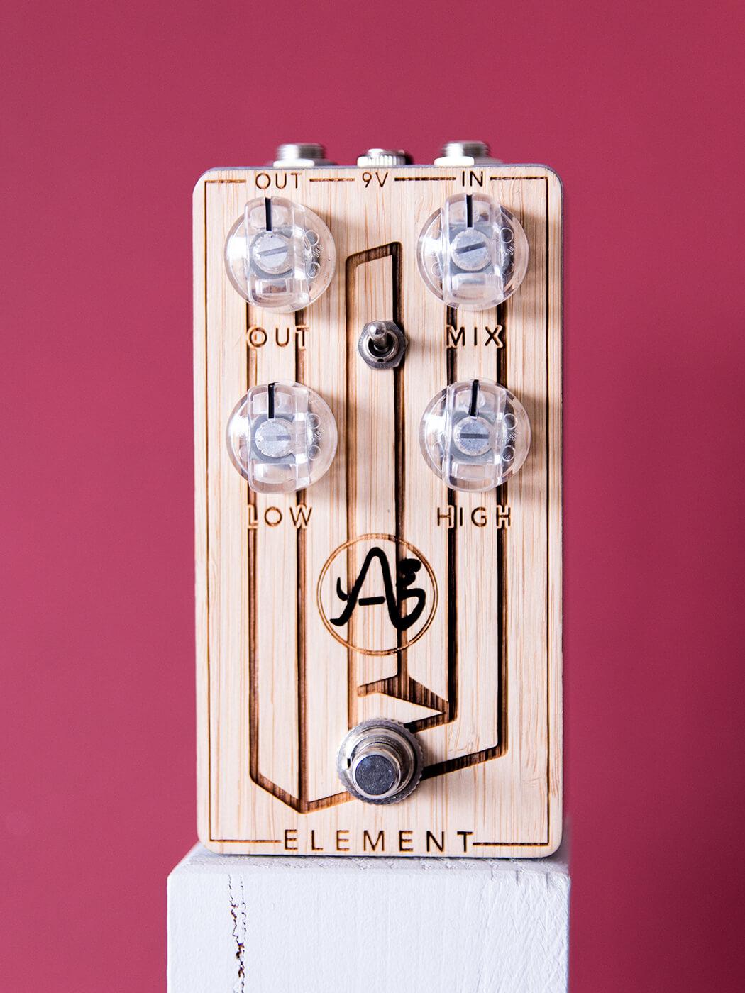 Anasounds Element