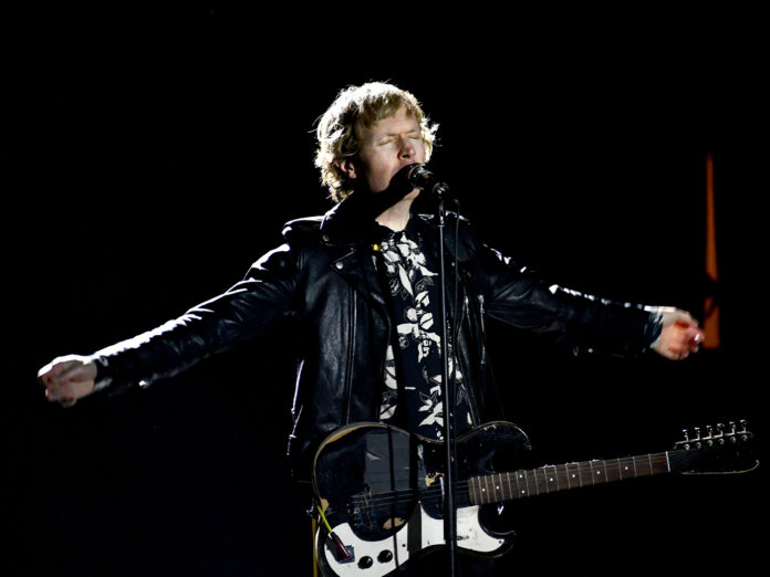 Beck Performing Live