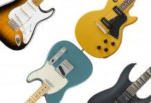 Beginner Electric Guitars 2021