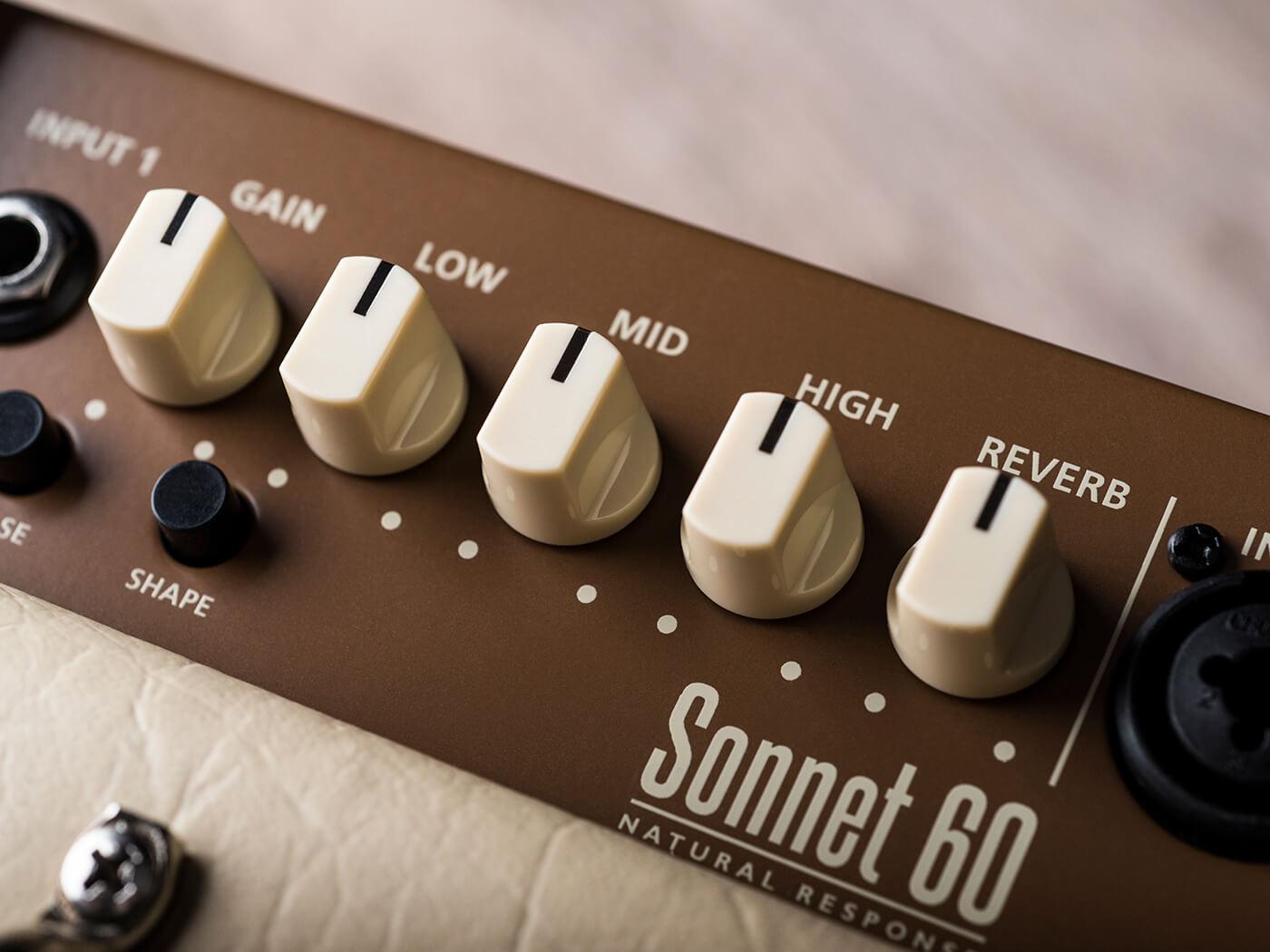 Blackstar Sonnet 60 (Controls)
