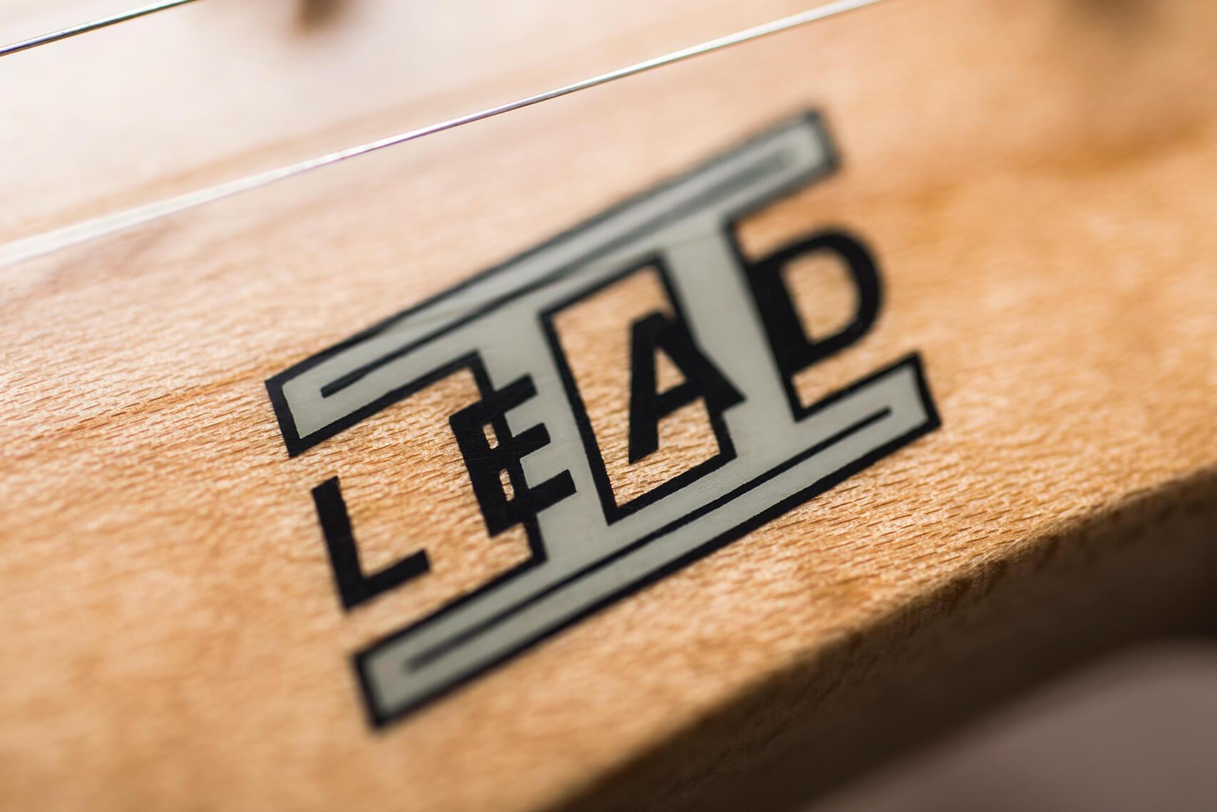 Fender Lead II (Headstock)