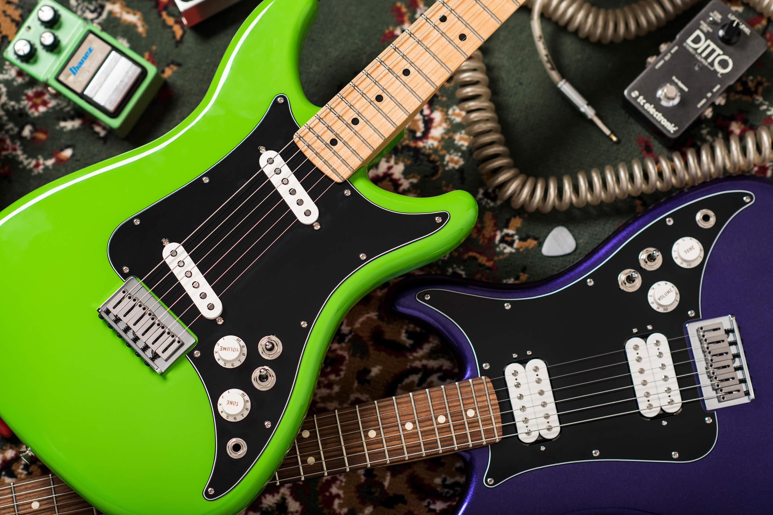 Fender Lead II & III (Hero)
