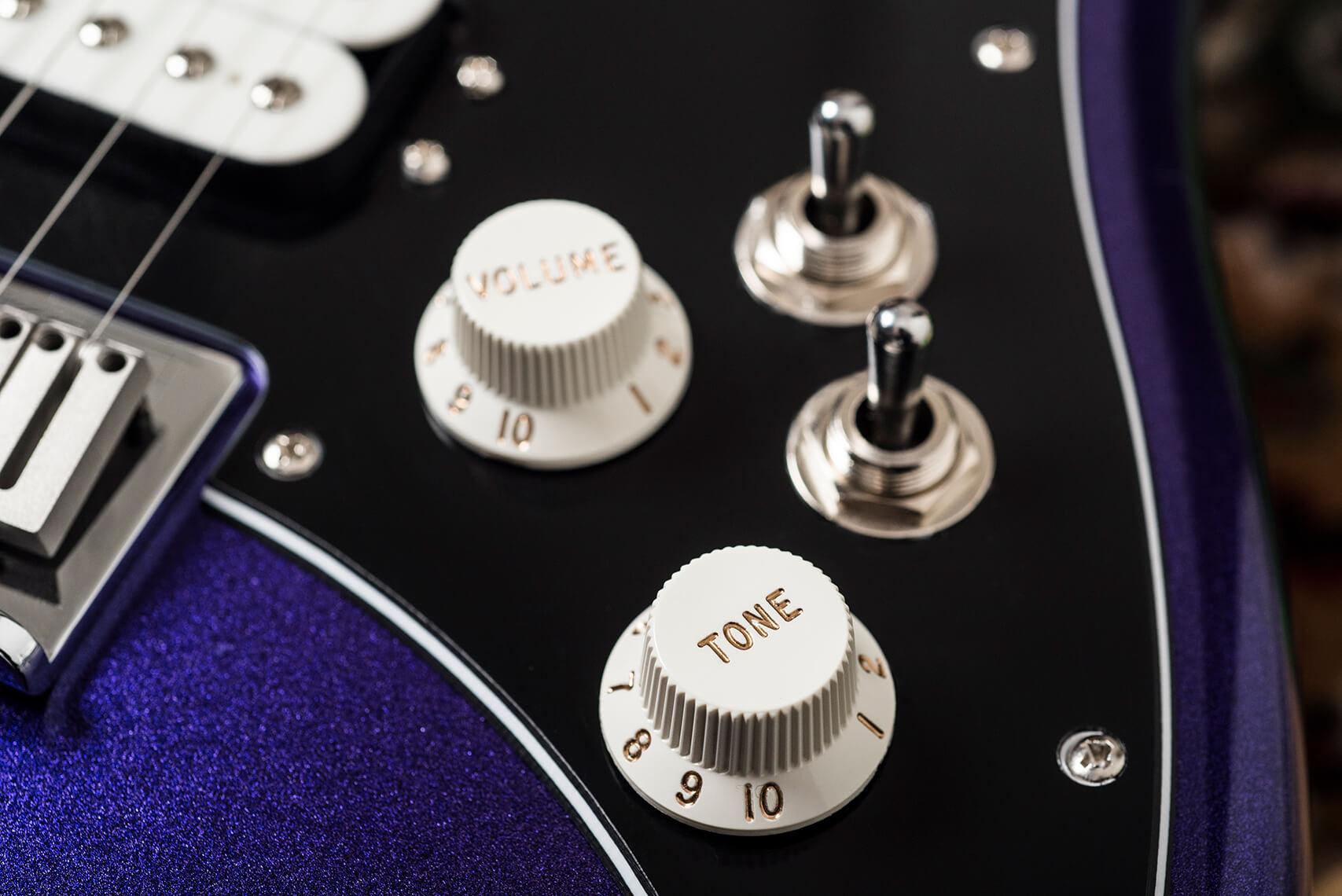Fender Lead III (Controls)