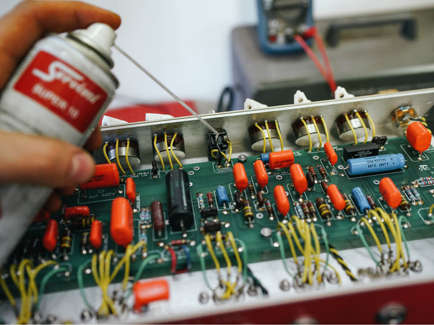 GM 380 Amp FAQ Imperial Tone King (Electronics)
