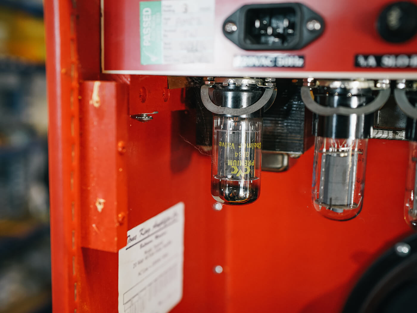 GM 380 Amp FAQ Imperial Tone King (Tube)