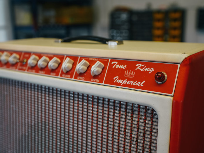 GM 380 Amp FAQ Imperial Tone King