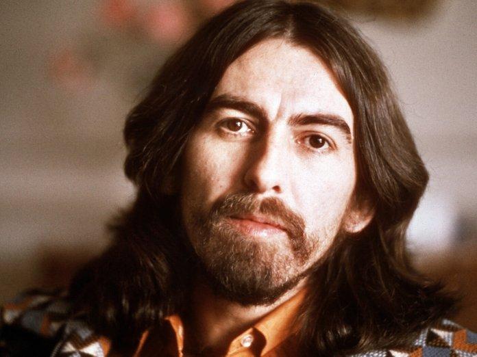 George Harrison Portrait