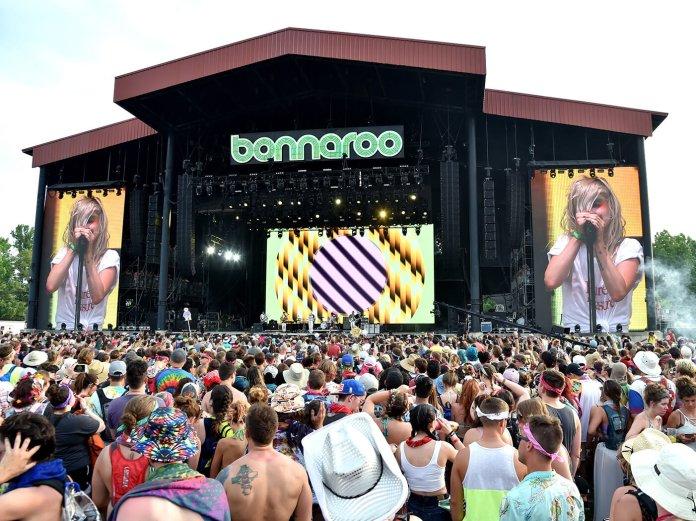 Bonnaroo Arts And Music Festival