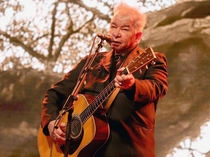 John Prine Performing