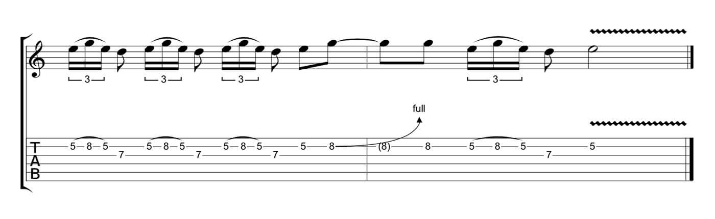 Play Blues Like Jimmy Page Lick 5