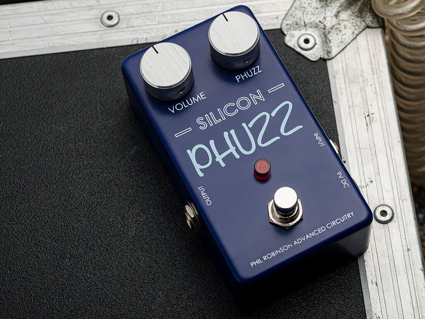 Phil Robinson Advanced Circuitry Silicon Phuzz