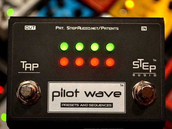 Step Audio Pilot Wave