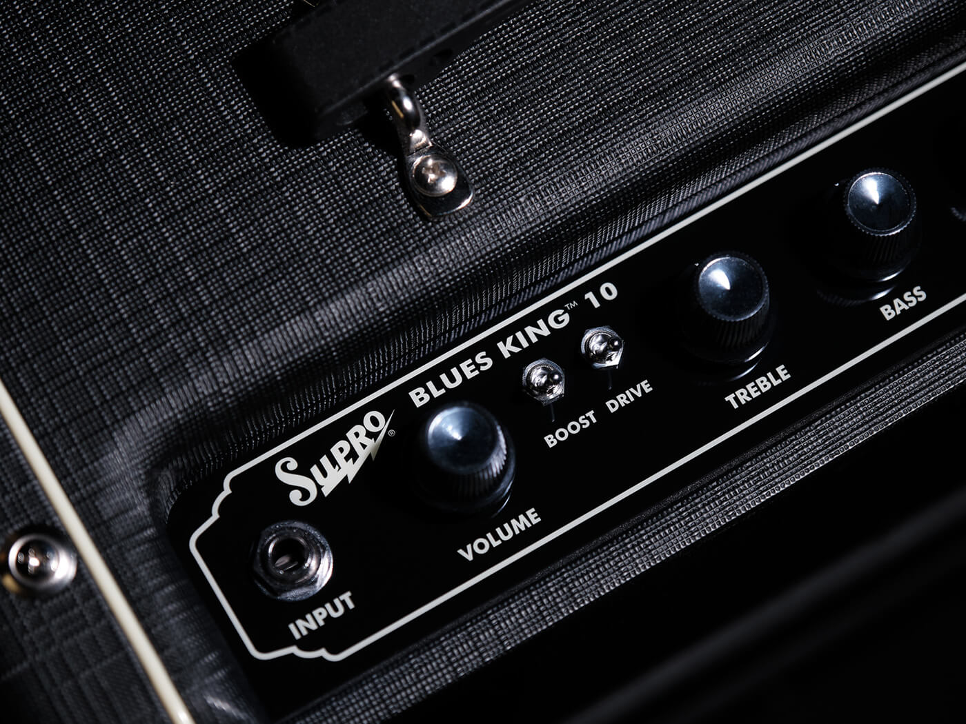 Supro Blues King 10 (Knobs)